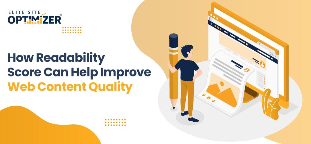 Readability Scores Help Content Quality